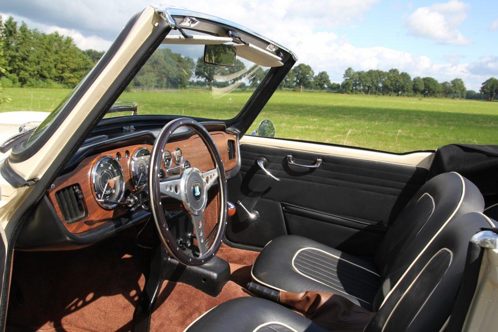 Triumph TR4A, 1967