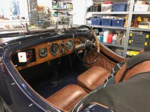 Lagonda LG45, 1937