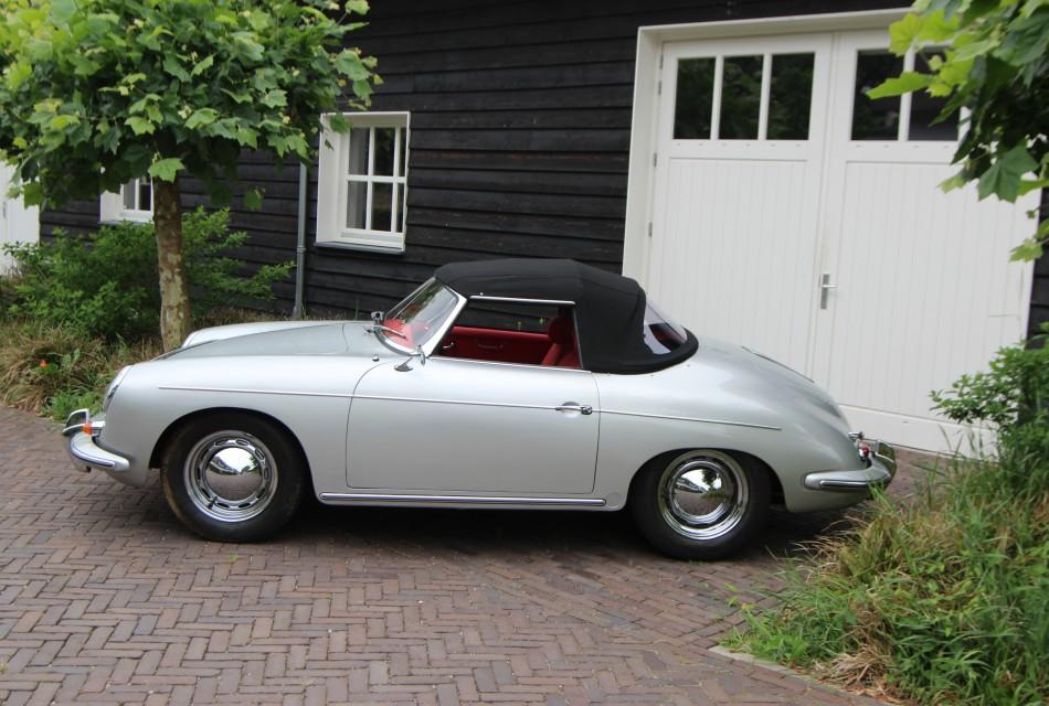 Porsche 356 Roadster, 1960