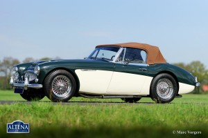 Austin Healey 3000 MK III ph I, 1964