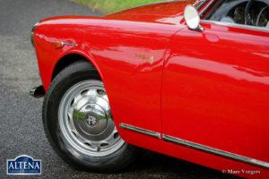 Alfa Romeo Giulietta Sprint, 1962