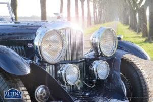 Bentley Alpine Special, 1950