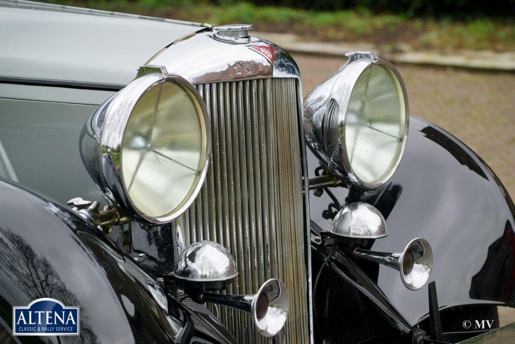 Alvis Silver Crest, 1936
