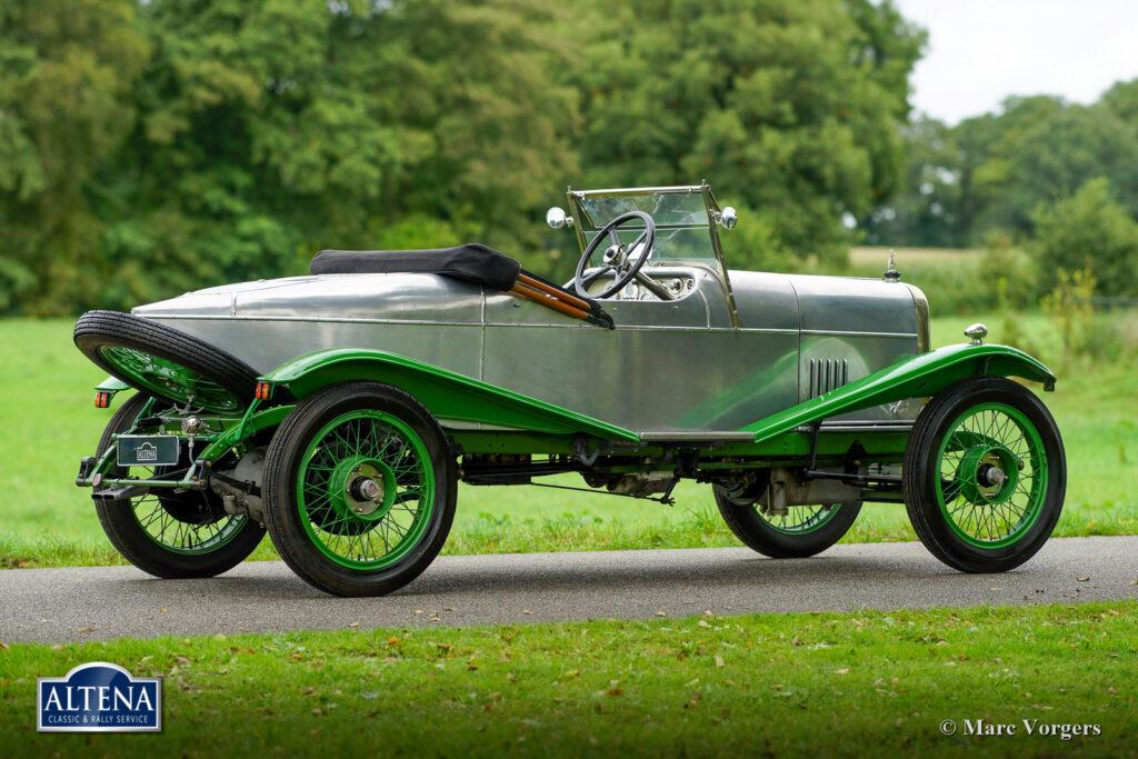 Alvis 12/40 TC Sports, 1923
