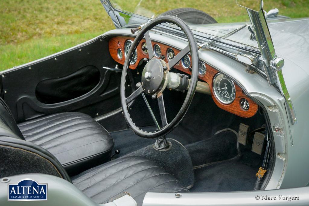 Alvis Speed 25, 1939