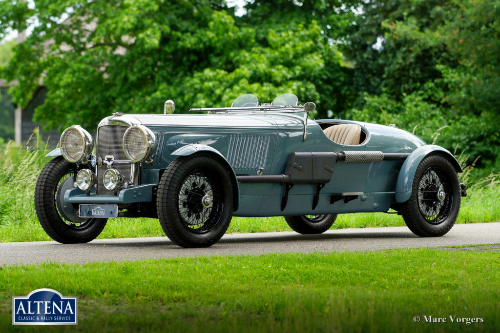 Alvis Speed 25 Special, 1937