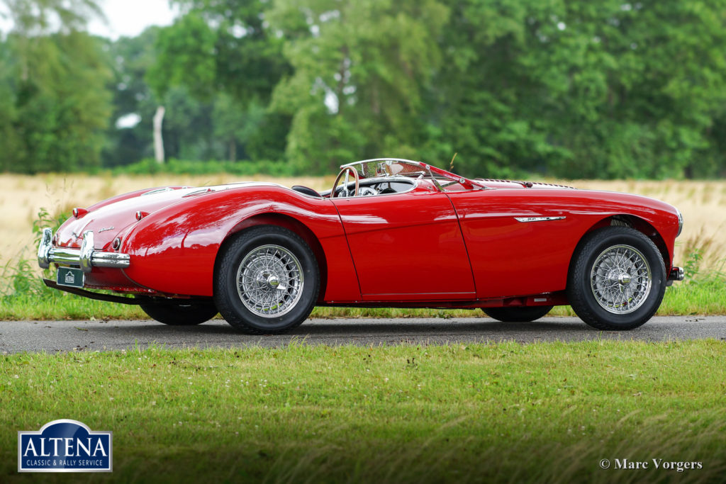 Austin Healey 100M Le Mans, 1955