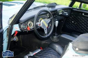 Austin Healey MK IIa Rally, 1964