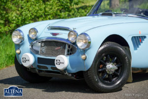 Austin Healey MK IIa Rally, 1964