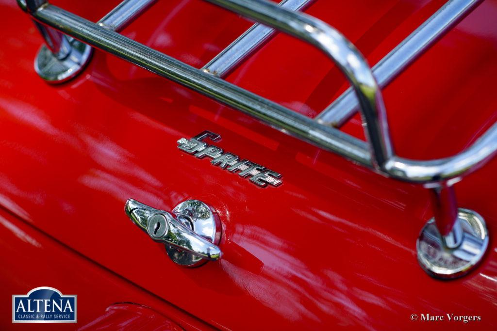 Austin Healey Sprite MK II, 1963