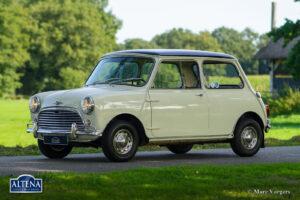Mini Cooper 1000 MK I, 1962