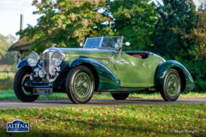 Bentley 3 ½ 'Eddie Hall', 1934