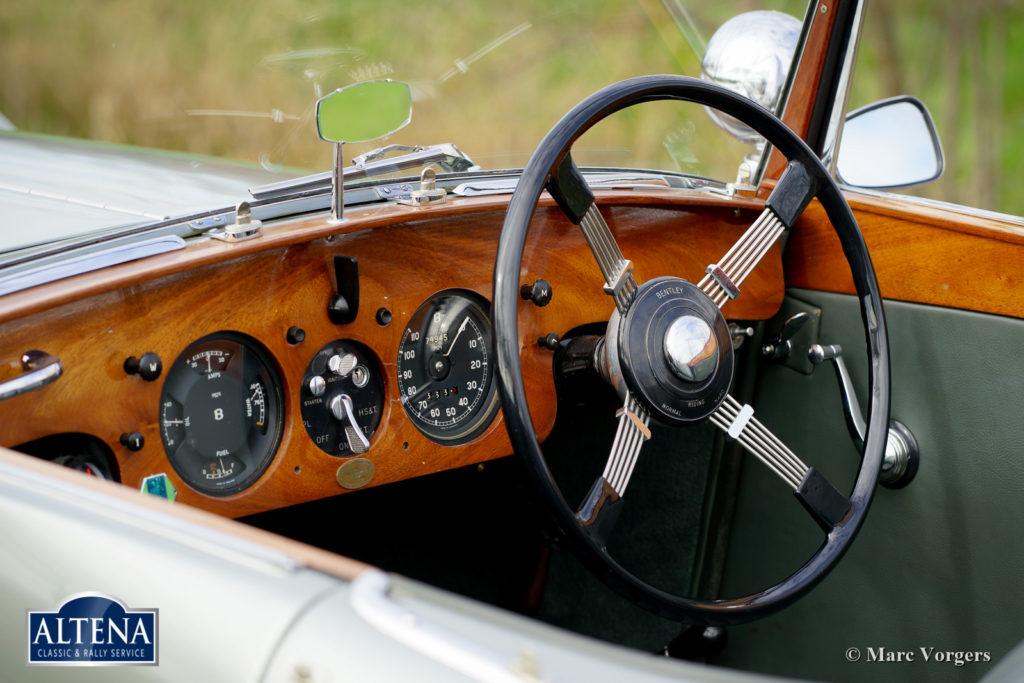 Bentley R-type Sports Special, 1954