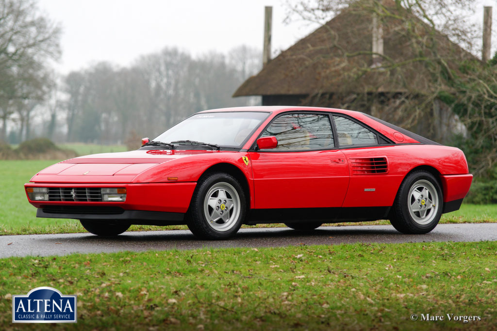 Ferrari Mondial T 1991 Altena Classic Service