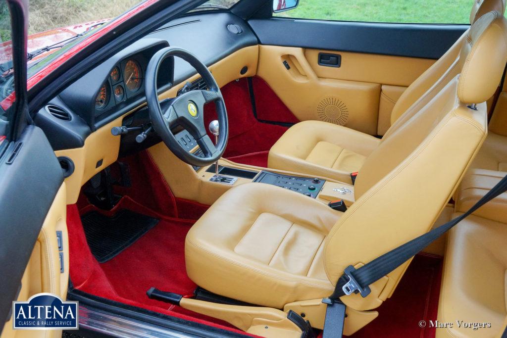 Ferrari Mondial T, 1991