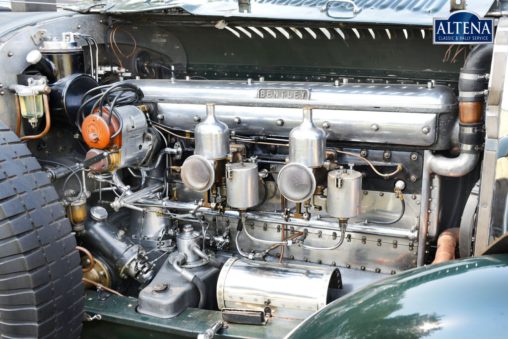 Bentley 8 Litre Le Mans, 1932