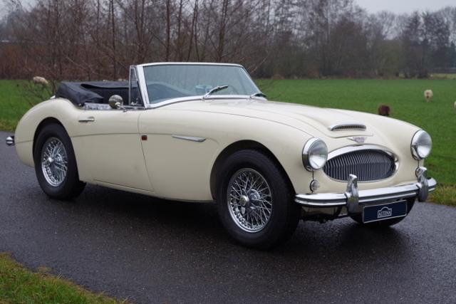 Austin Healey MK IIa, 1962