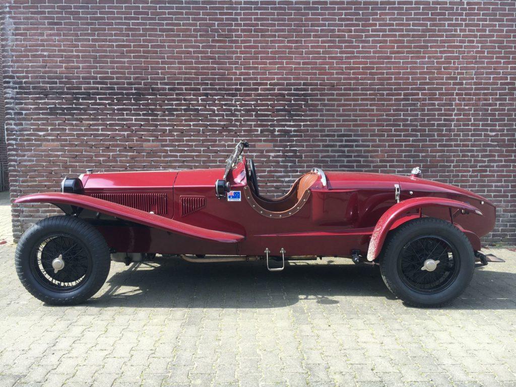 Lancia Lambda, 1928
