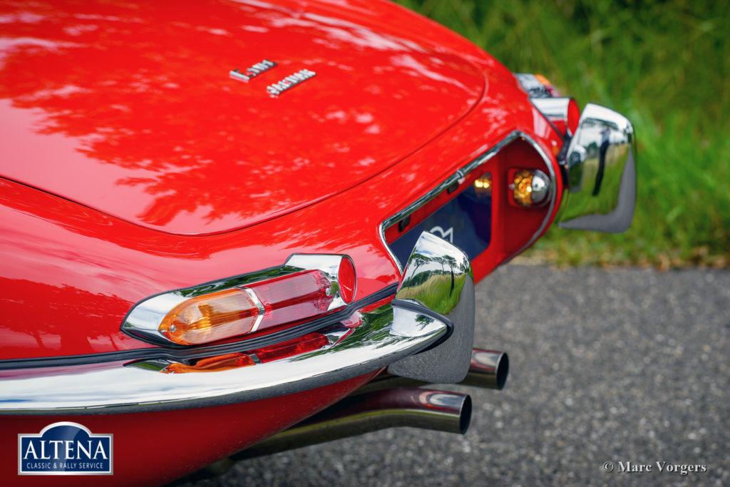 Jaguar E-type 3.8 Litre OTS, 1962