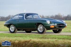 Jaguar E-Type 4.2 Liter FHC, 1969