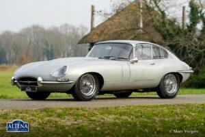 Jaguar E type 4.2 Coupé, 1966