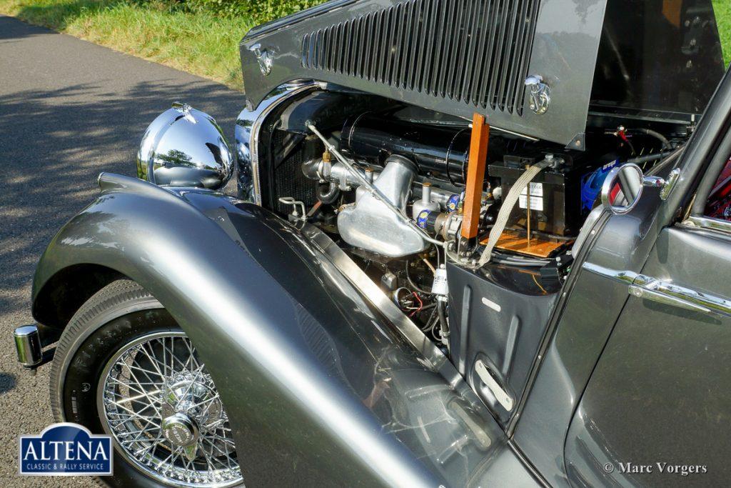 Jaguar MK IV 3 1/2 Litre DHC