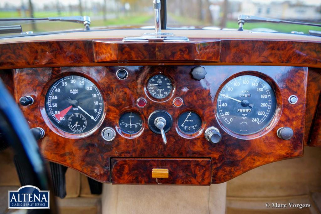 Jaguar XK 120 DHC, 1953