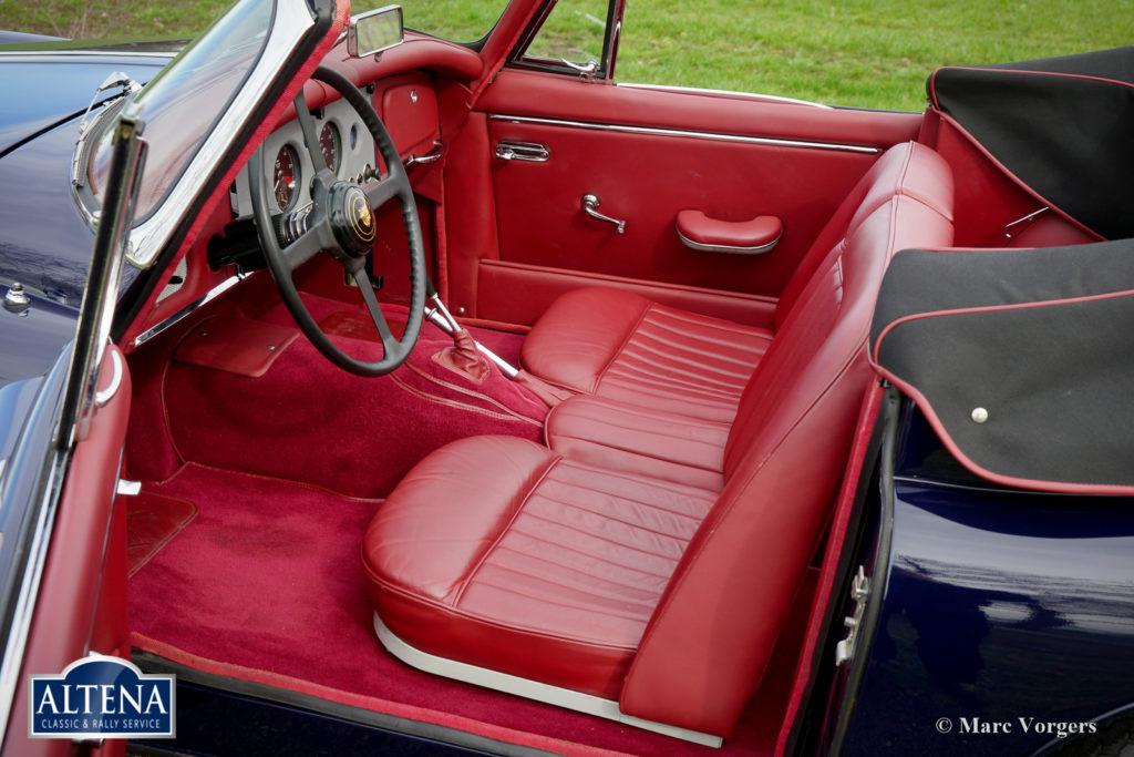 Jaguar XK 150 DHC, 1960