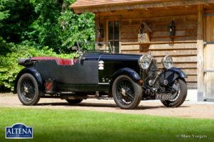 Lagonda 3 1/2 litre t - Type tourer, 1933
