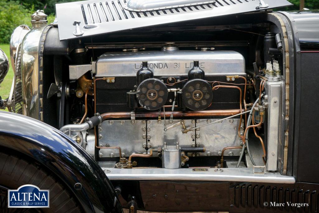 Lagonda 3 1/2 litre t – Type tourer, 1933