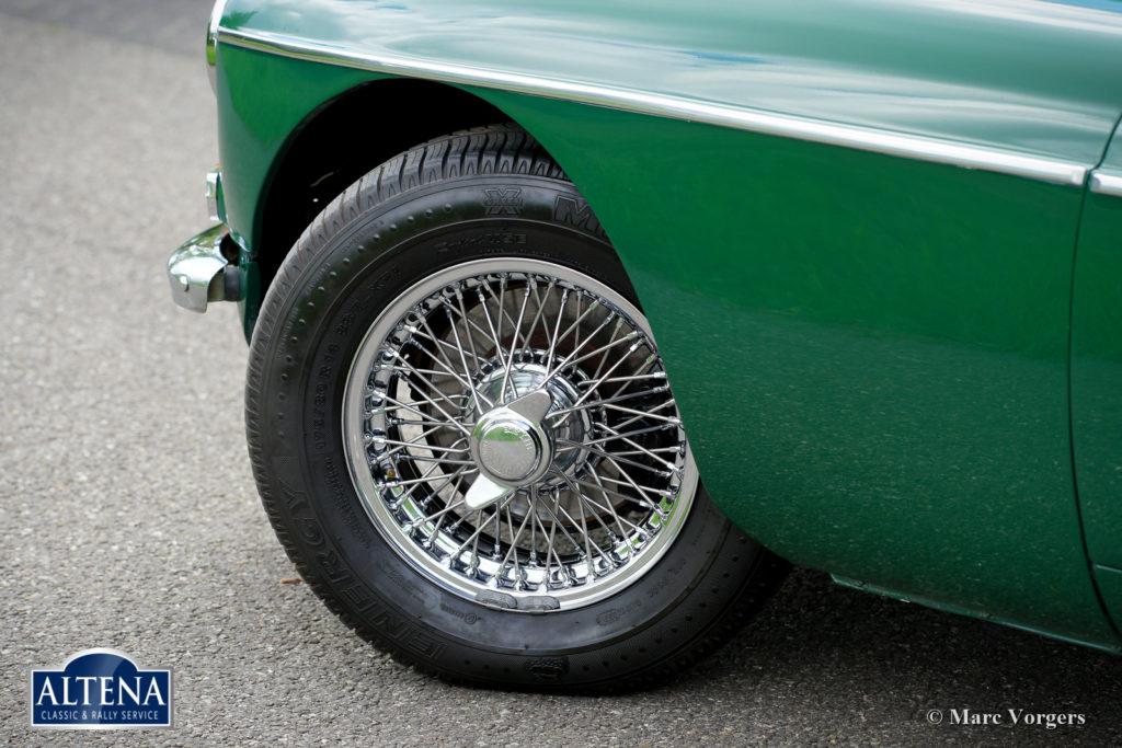 MG B Roadster, 1968