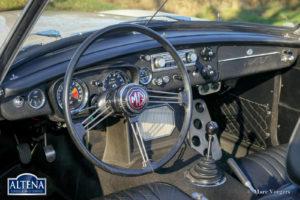 MG C Roadster, 1969