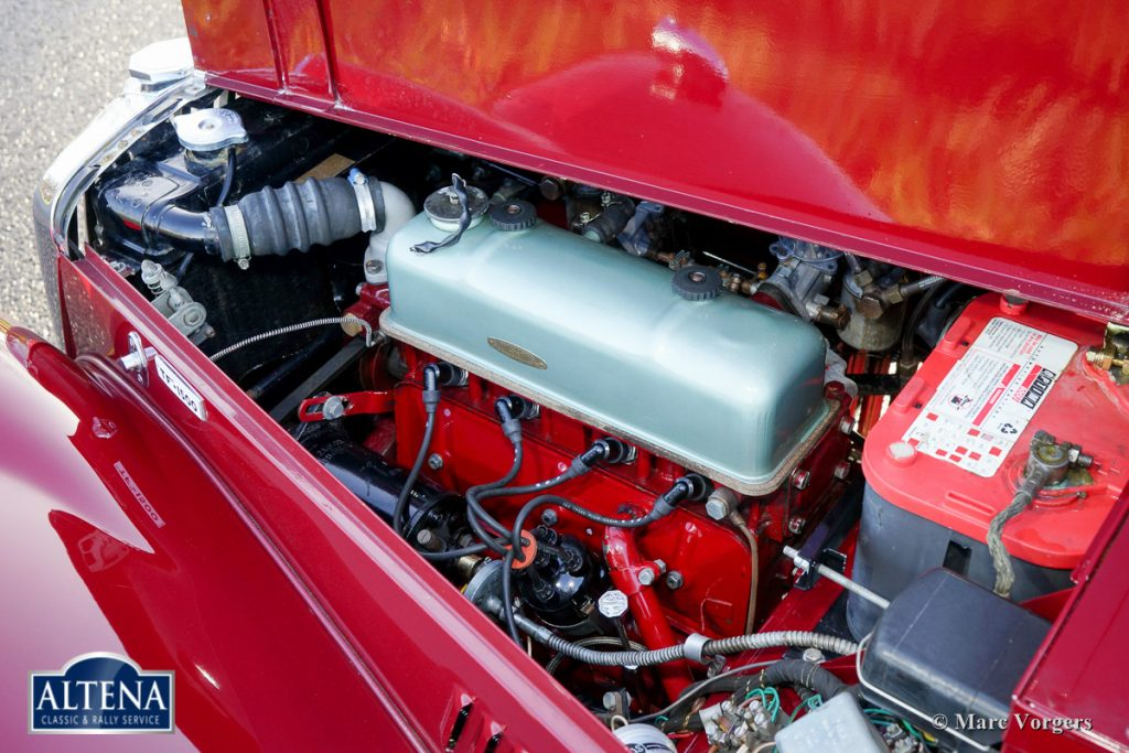 MG TF, 1955