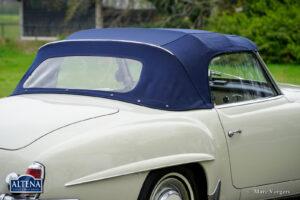 Mercedes 190 SL, 1956