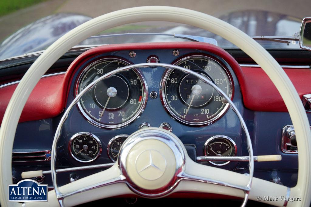Mercedes 190 SL, 1962