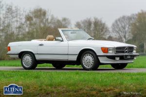 Mercedes 300sl, 1987