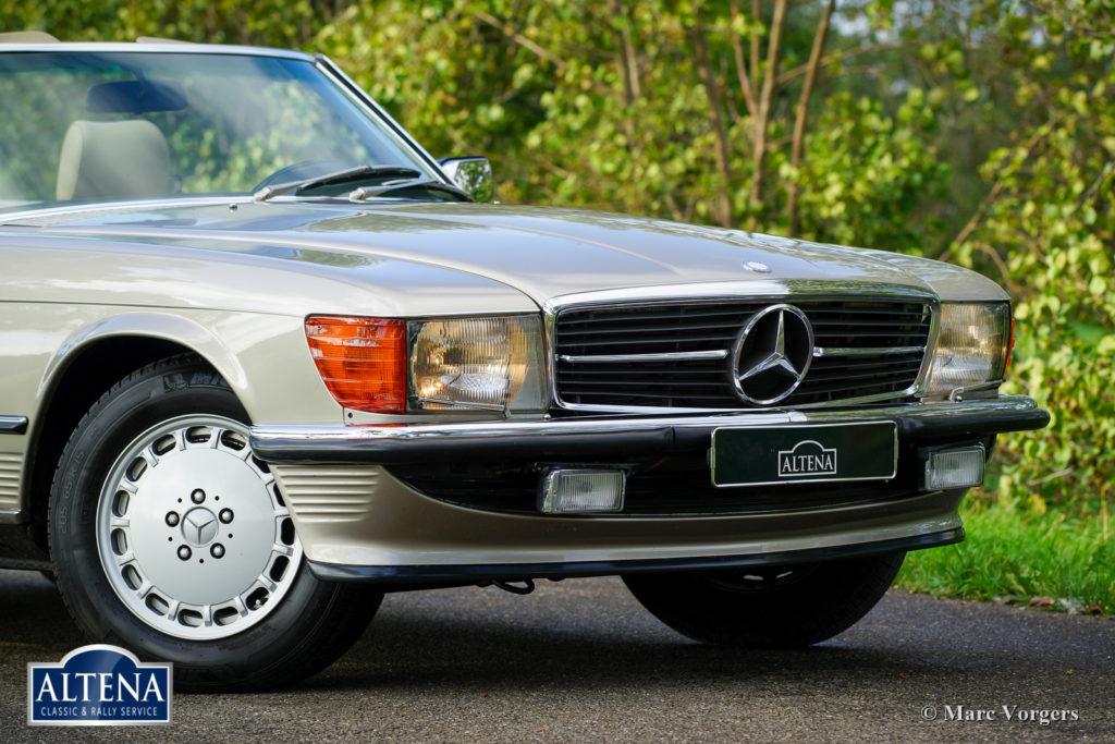 Mercedes 300 SL, 1987