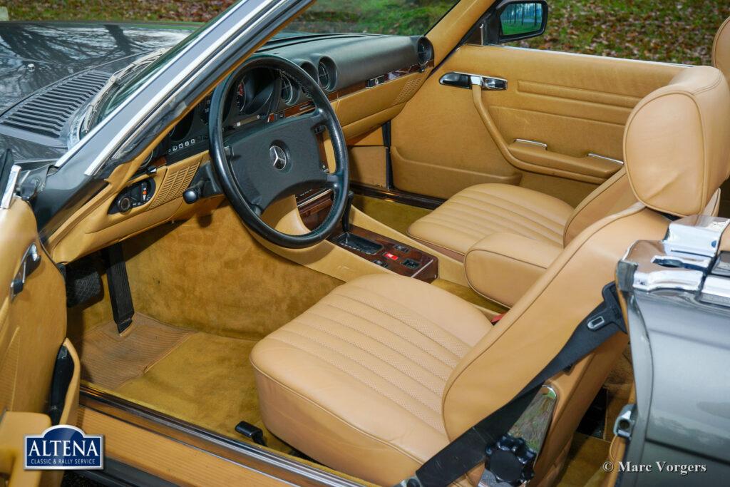Mercedes 420 SL, 1986