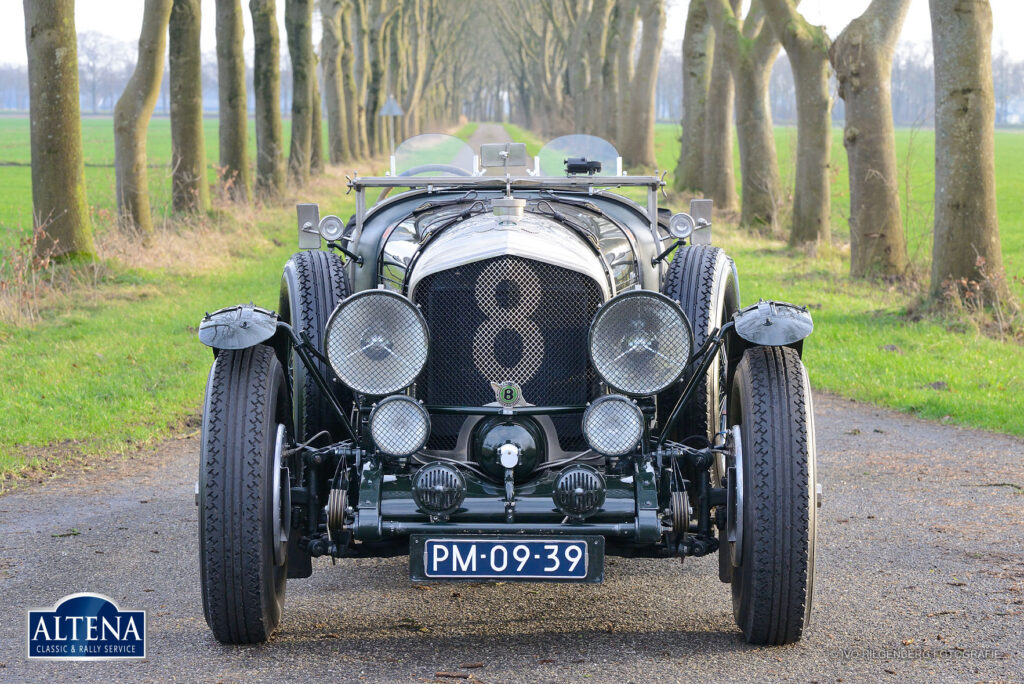 Bentley Speed 8 'Peking To Paris', 1951