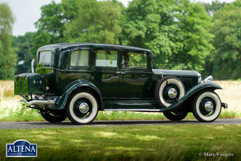Studebaker President Eight Model 80, 1931