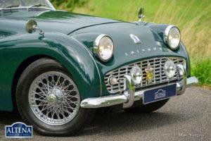 Triumph Tr3a, 1961
