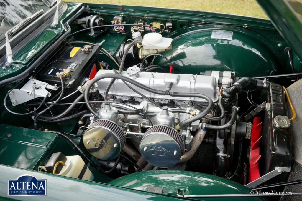 Triumph TR6, 1971