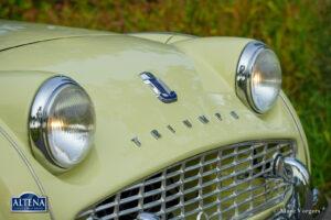 Triumph Tr3 B, 1963