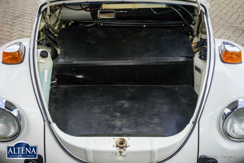 Volkswagen Kever 1303 Cabriolet, 1979