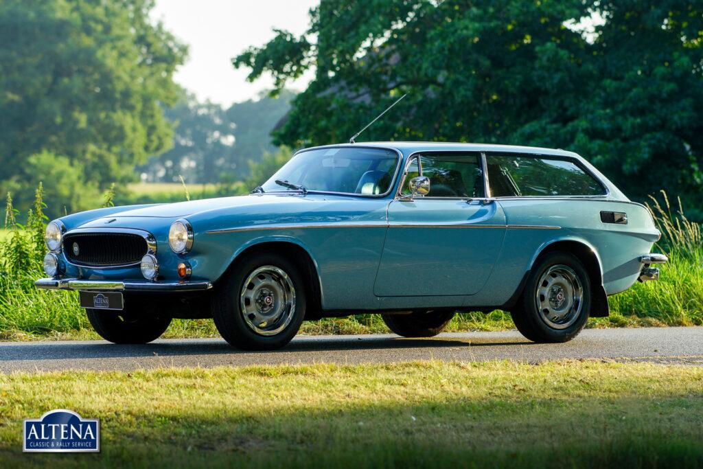 Volvo 1800 ES, 1973