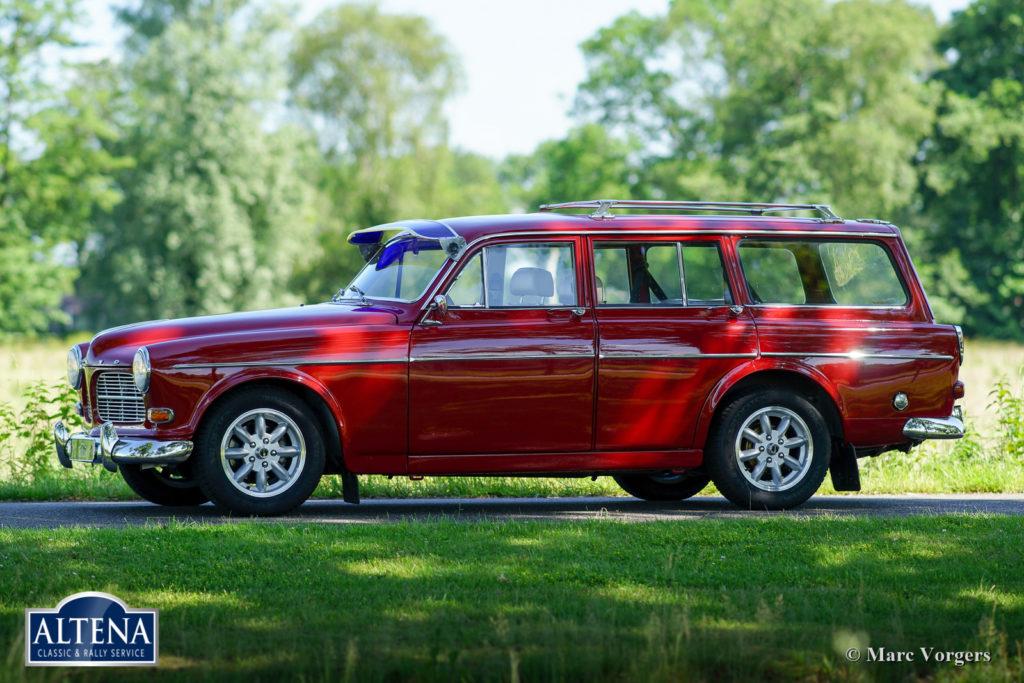 Volvo Amazone, 1967