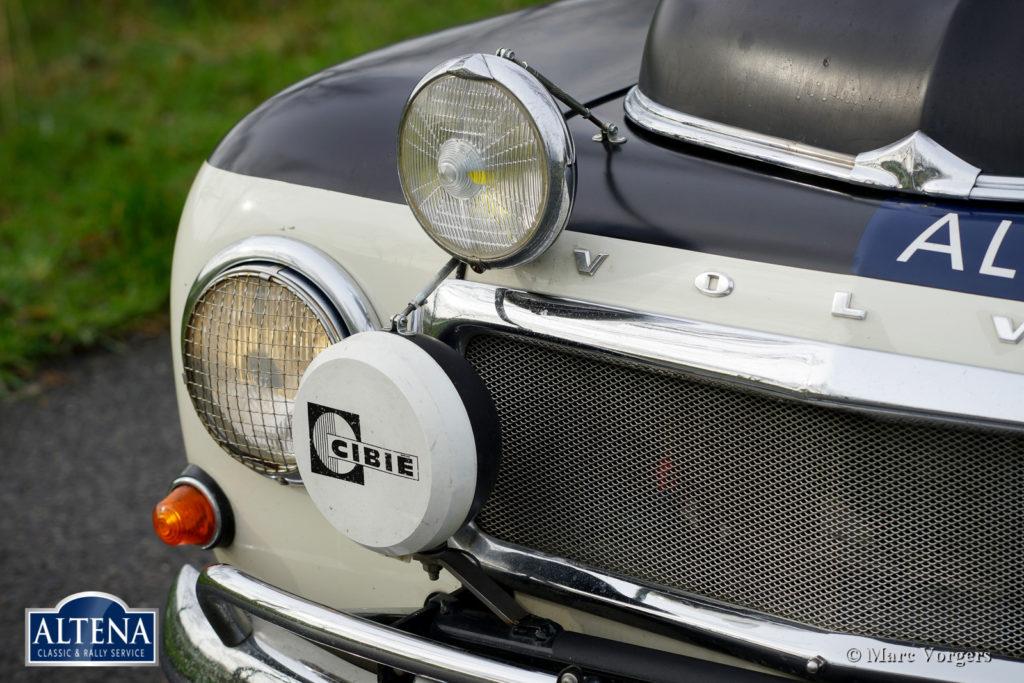 Volvo PV544 Rally, 1965
