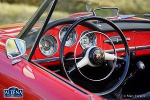 Alfa Romeo Giulietta, 1961