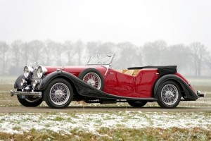 Alvis Speed25 Cross Ellis Tourer