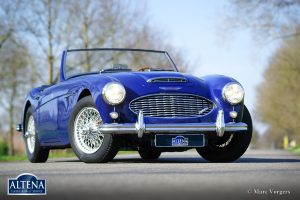 Austin Healey MK I, 1961